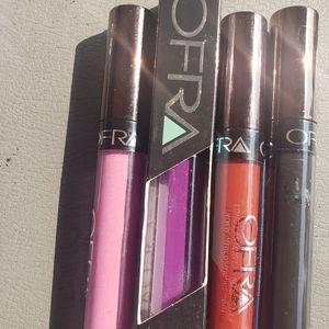 Ofra Cosmetics Matte Lipsticks